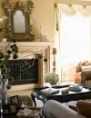 تصاميم غرف معيشة رومانسية3
