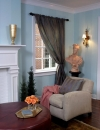 تصاميم غرف معيشة رومانسية5