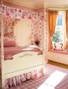 تصاميم غرف نوم اطفال رومانسية2