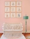 تصاميم غرف نوم اطفال رومانسية5