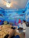 افكار تصاميم غرف اطفال ديزني6