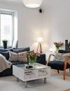 افكار تصميم داخلي لشقة صغيرة مريحة6