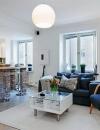 افكار تصميم داخلي لشقة صغيرة مريحة15