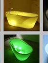 تصاميم بانيوهات حمام غير عادية7