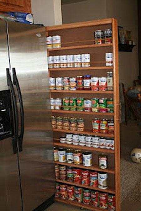 طرق ذكية لترتيب خزائن المطبخ