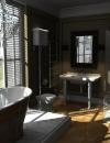 تصاميم غير تقليدية ومميزة لحمامات راقية2