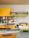 تصاميم ايطالية لغرف نوم الاولاد13