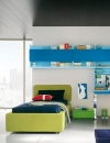 تصاميم ايطالية لغرف نوم الاولاد7