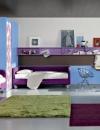 تصاميم ايطالية لغرف نوم الاولاد