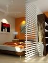 تصاميم غرف نوم صغيرة 10