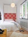تصاميم غرف نوم صغيرة 6
