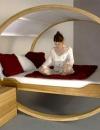 افكار غير عادية لتصاميم غرف نوم1