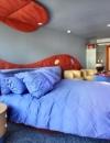 افكار غير عادية لتصاميم غرف نوم13