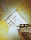 افكار غير عادية لتصاميم غرف نوم16