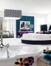 افكار غير عادية لتصاميم غرف نوم
