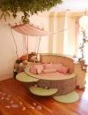 افكار غير عادية لتصاميم غرف نوم4