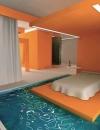 افكار غير عادية لتصاميم غرف نوم5