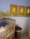 تسع افكار لتزيين غرف الاطفال