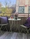 افكار ديكورات رائعة لشرفة المنزل1