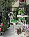 افكار ديكورات رائعة لشرفة المنزل4