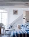 كيفية انشاء ديكور لغرفة معيشة في فصل الصيف 10