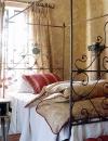 كيفية تصميم غرفة نوم فرنسية بستايل ريفي11