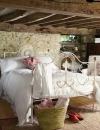 كيفية تصميم غرفة نوم فرنسية بستايل ريفي8