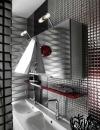 50 فكرة لتصاميم حمام من الفسيفساء18