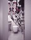 50 فكرة لتصاميم حمام من الفسيفساء19