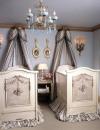 افكار تصاميم غرفة رضع توأم1