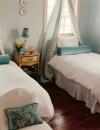 غرف نوم انيقة مشتركة للفتيات2