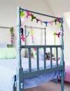 غرف نوم انيقة مشتركة للفتيات6