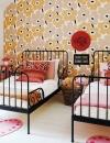 غرف نوم انيقة مشتركة للفتيات7