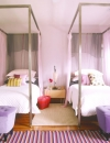 غرف نوم انيقة مشتركة للفتيات8