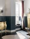 تصاميم حمام باللون الاصفر2