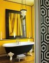 تصاميم حمام باللون الاصفر4