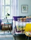 تصاميم غرف نوم بوهيمية2