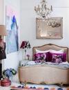 تصاميم غرف نوم بوهيمية5