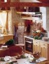 افكار تصاميم مطابخ فرنسية ريفية