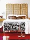افكار تصاميم غرف نوم صغيرة ملونة