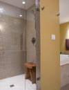 تصميم حمام مثير من تصميم Amy Bubier