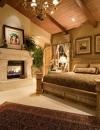 تصاميم غرف نوم بستايلات ريفية7