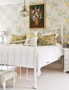 تصاميم داخلية لغرف نوم بسيطة ومضيئة1