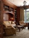 تصاميم مكتبات منزلية مميزة10