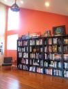 تصاميم مكتبات منزلية مميزة11