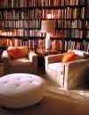 تصاميم مكتبات منزلية مميزة8
