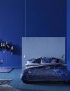 غرف نوم انيقة بدرجات اللون الازرق1