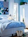 غرف نوم انيقة بدرجات اللون الازرق10