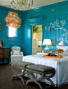 غرف نوم انيقة بدرجات اللون الازرق13