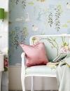 غرف نوم انيقة بدرجات اللون الازرق2